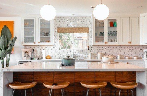 Wonderbaar Small kitchen makeover EP-54
